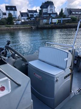 Boat rental La Trinité-sur-Mer cheap Dayfer SL 620