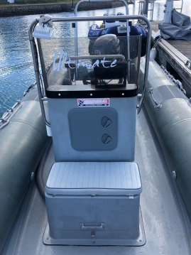 Rental yacht La Trinité-sur-Mer - Narwhal Dayfer SL 620 on SamBoat