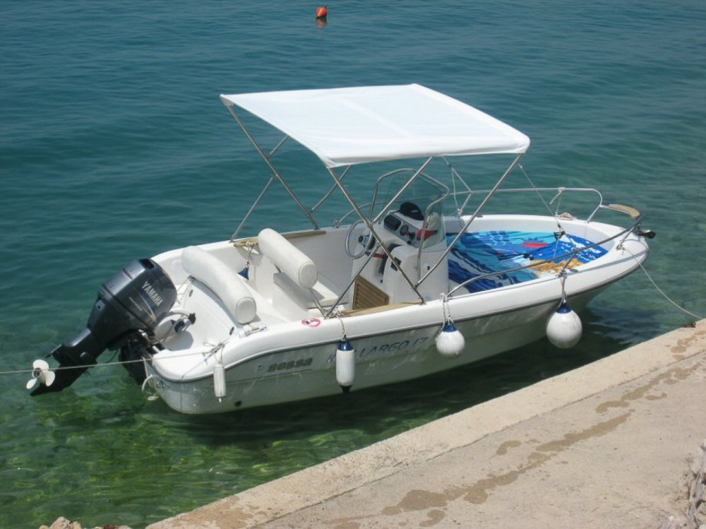 Boat rental Sessa Marine Key Largo 17 in Krk on Samboat