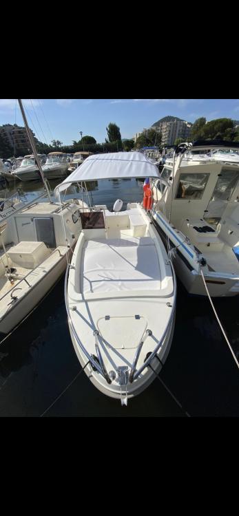 Boat rental Mandelieu-la-Napoule cheap Open 480