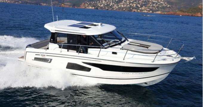 Hire Motorboat with or without skipper Bénéteau La Trinité-sur-Mer