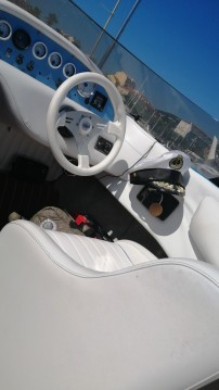 Abbate Sea Star 25 between personal and professional Cannes