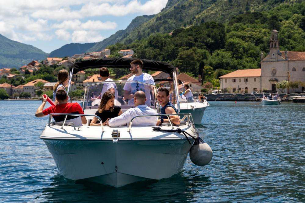 Rental yacht Kotor - Atlantic open 670 on SamBoat