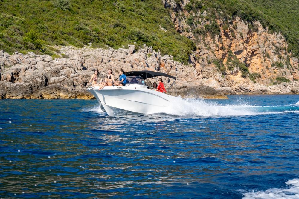 Boat rental Atlantic open 750 in Kotor on Samboat