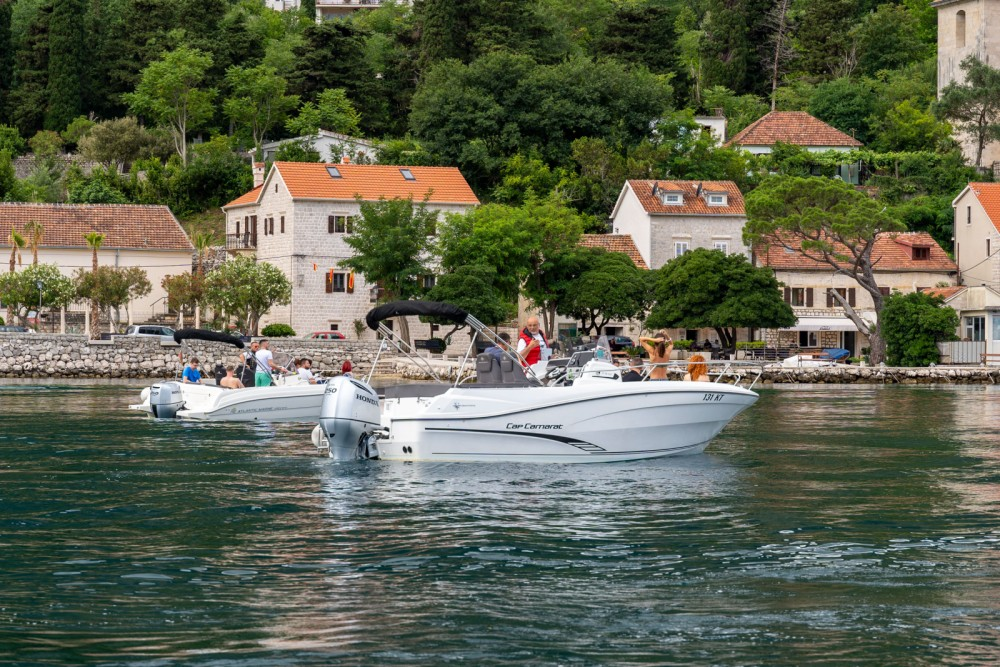 Boat rental Jeanneau Cap Camarat 7.5 CC in Kotor on Samboat