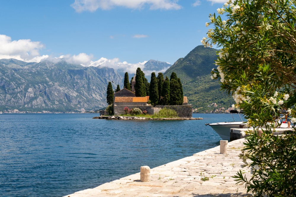 Hire Motorboat with or without skipper Mercan Kotor