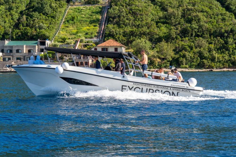 Rental yacht Kotor - Mercan Excursion 36 on SamBoat
