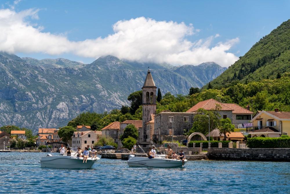 Rental Motorboat in Kotor - Mercan Excursion 36