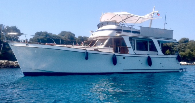 Hire Motorboat with or without skipper Blue Ocean Cannes