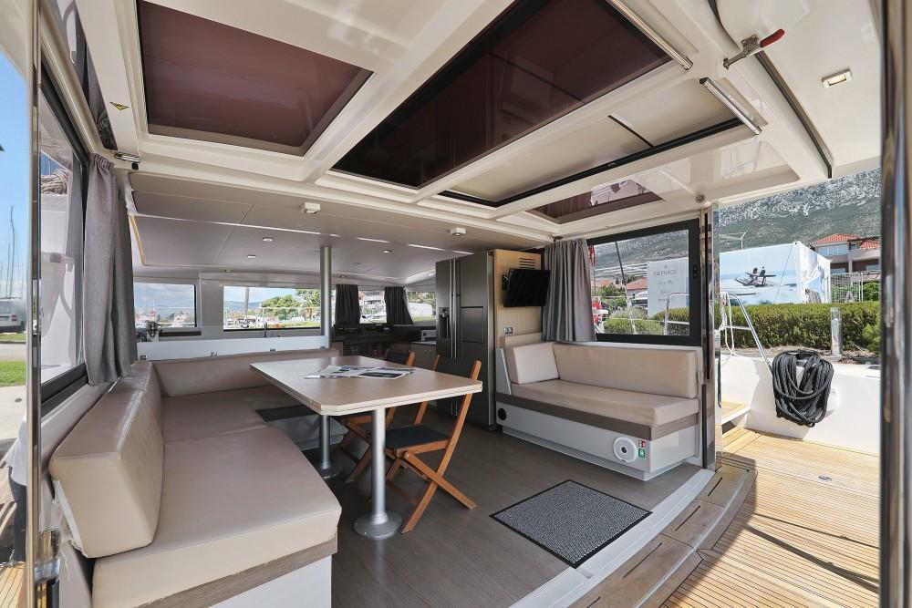 Hire Catamaran with or without skipper Catana Croatia