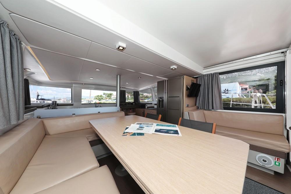 Rental yacht Croatia - Catana Bali 4.3 - 4 + 2 cab. on SamBoat