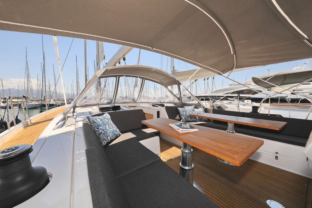 Rental yacht Croatie - Hanse Hanse 588 - 4 + 1 cab. on SamBoat