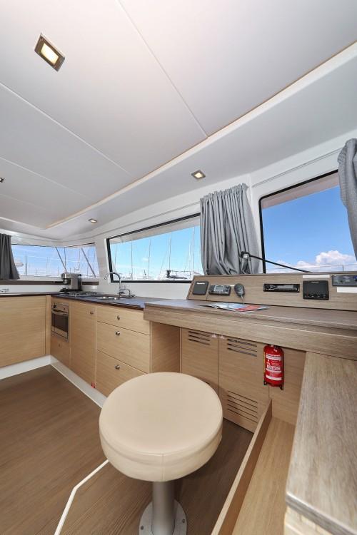 Rental Catamaran in Croatia - Catana Bali 4.3 - 4 + 2 cab.
