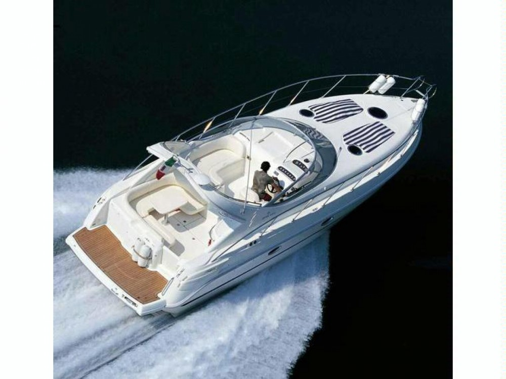 Hire Motorboat with or without skipper Cranchi Can Picafort