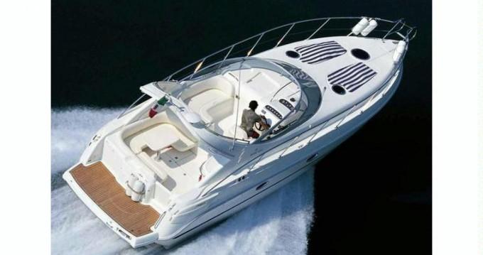 Boat rental Cranchi Zaffiro 34 in Can Picafort on Samboat