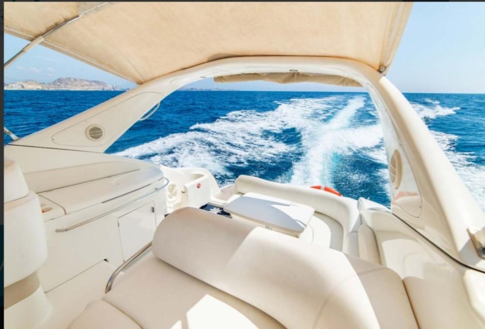 Rental yacht Can Picafort - Cranchi Zaffiro 34 on SamBoat