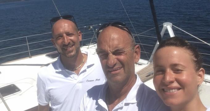 Alliaura-Marine Privilège 585 between personal and professional Porto-Vecchio