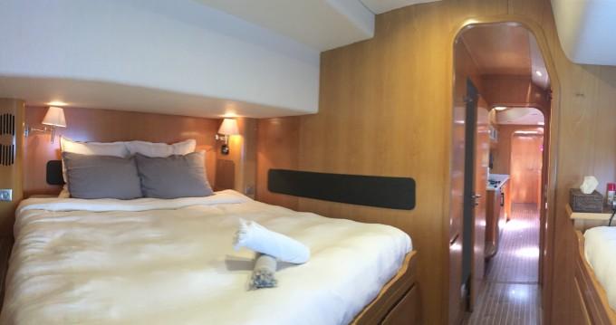 Boat rental Porto-Vecchio cheap Privilège 585