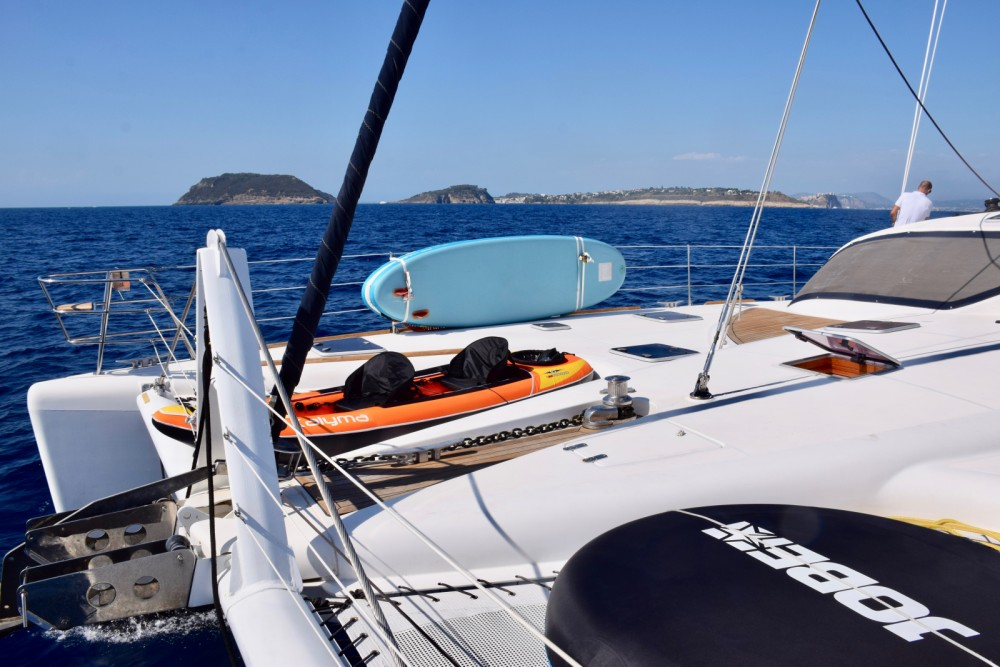 Alliaura-Marine Privilege 585 between personal and professional Hyères