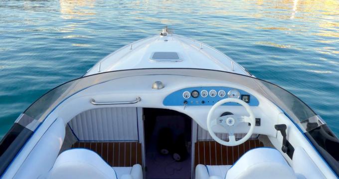 Boat rental Abbate Sea Star 25 in Cannes on Samboat