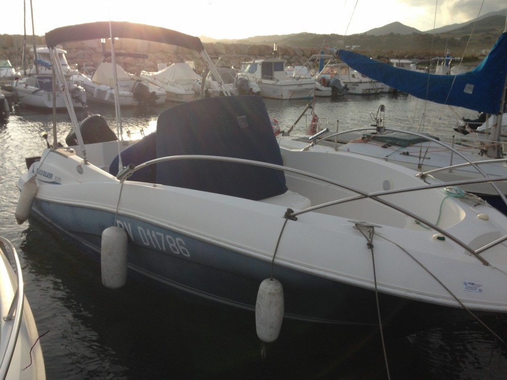 Hire Motorboat with or without skipper Quicksilver Argelès-sur-Mer