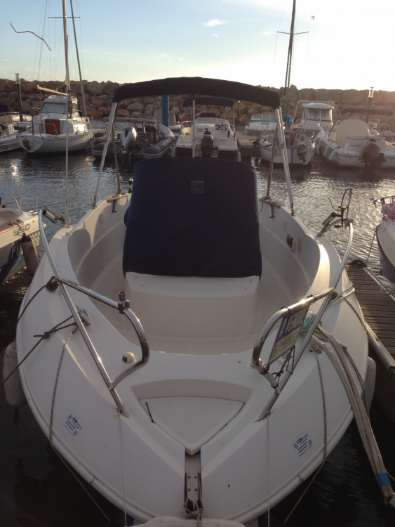 Rental yacht Argelès-sur-Mer - Quicksilver Quicksilver 635 Commander on SamBoat