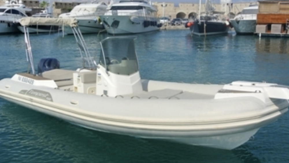 Hire RIB with or without skipper Capelli Porto-Vecchio