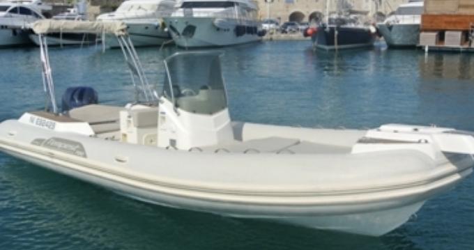 Boat rental Porto-Vecchio cheap Capelli 700