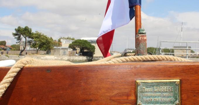 Rent a MARCEL CARRERE PINASSE La Rochelle