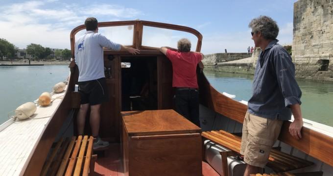 Rental yacht La Rochelle - MARCEL CARRERE PINASSE on SamBoat