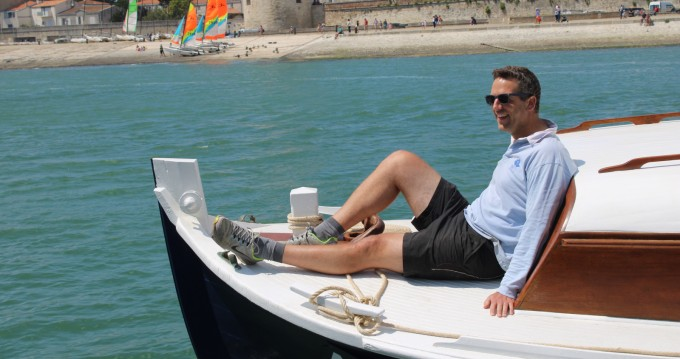 MARCEL CARRERE PINASSE between personal and professional La Rochelle