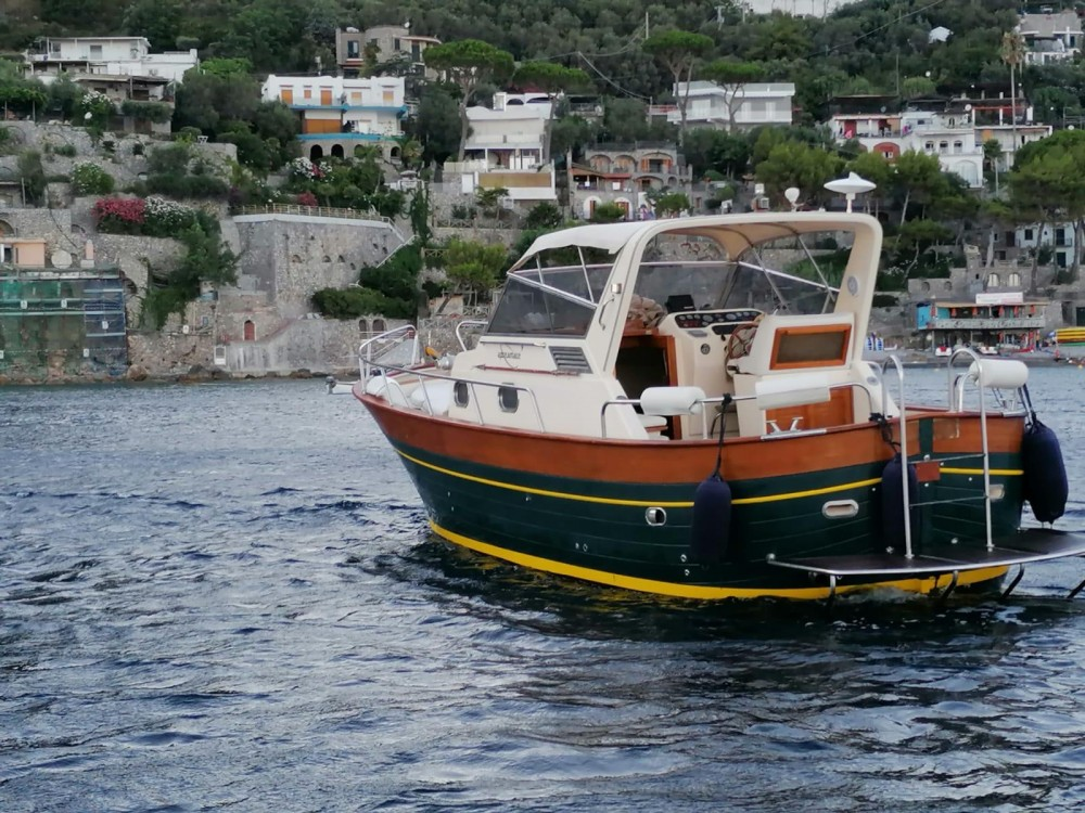 Hire Motorboat with or without skipper Apreamare Sorrento