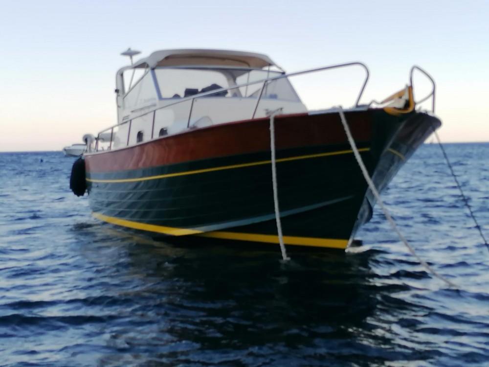 Rental yacht Sorrento - Apreamare Aprea mare 9mt  on SamBoat