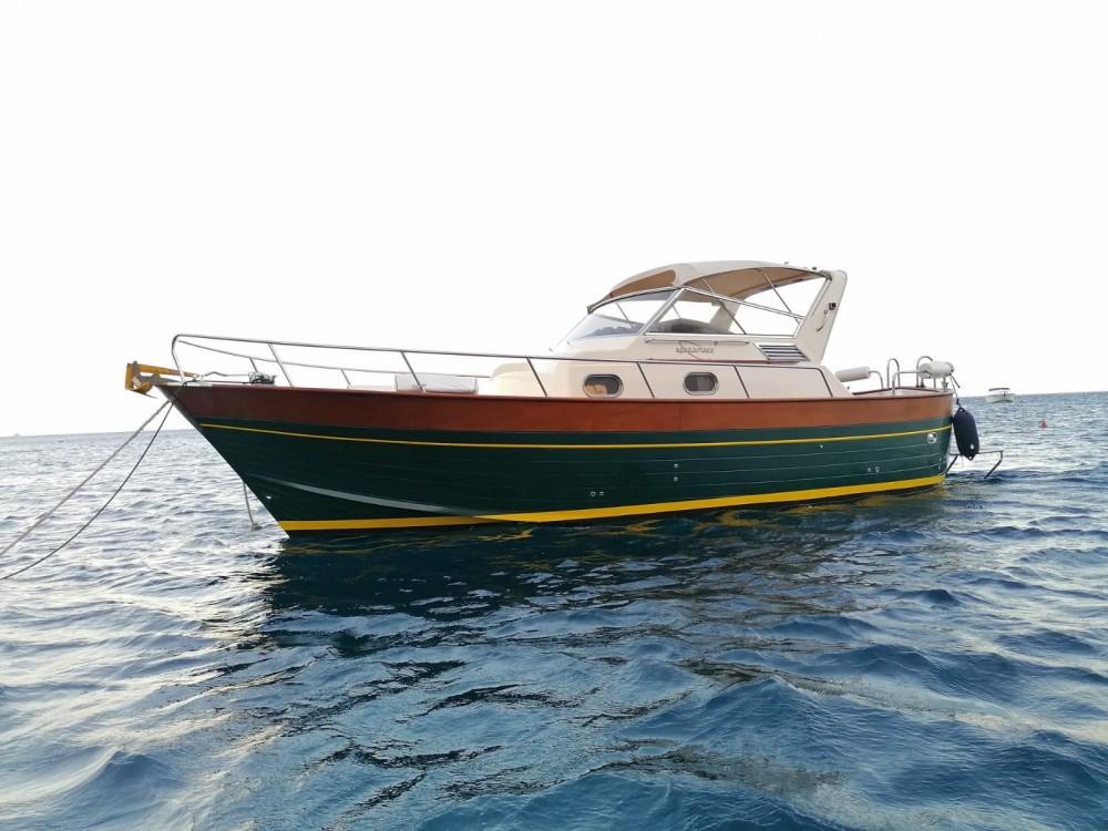 Rental Motorboat in Sorrento - Apreamare Aprea mare 9mt