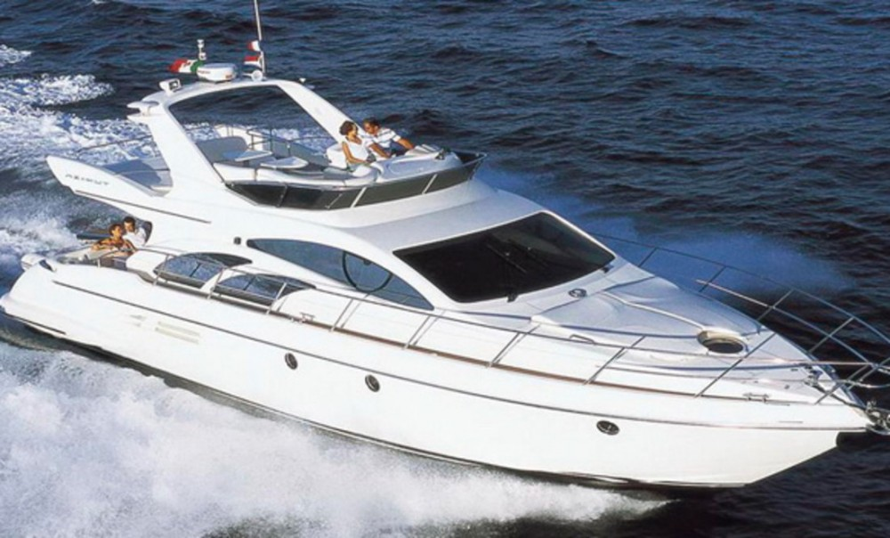 Rental yacht  - Azimut-Benetti-Yachts Azimut 50 on SamBoat