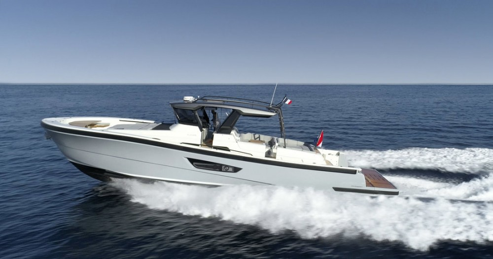 Bluegame Yachts Bluegame 62 between personal and professional Islas Baleares
