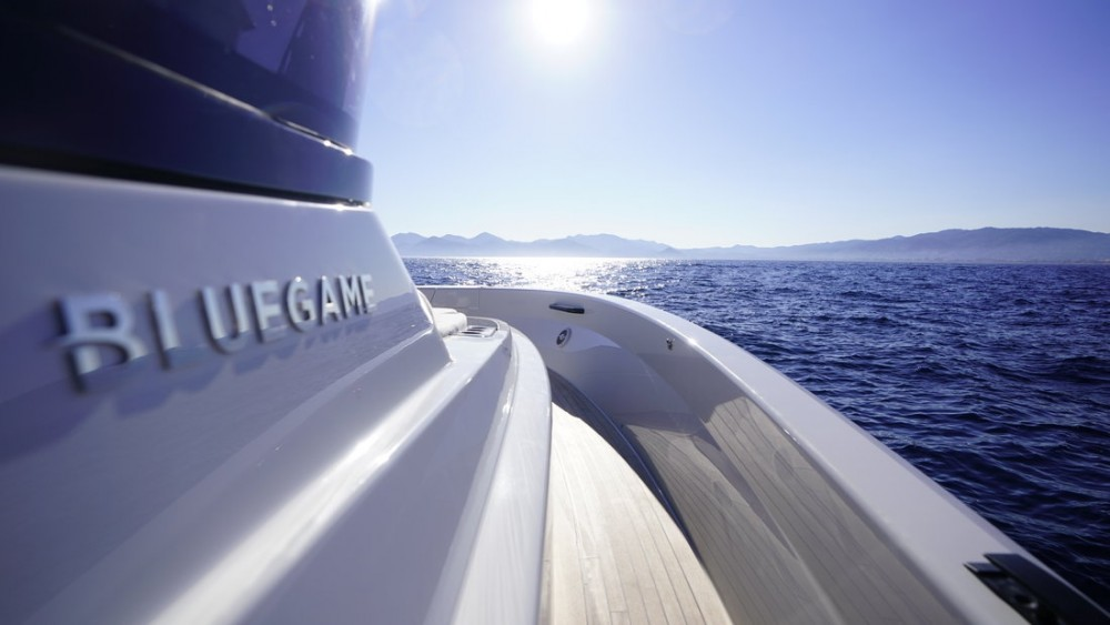 Boat rental Islas Baleares cheap Bluegame 62