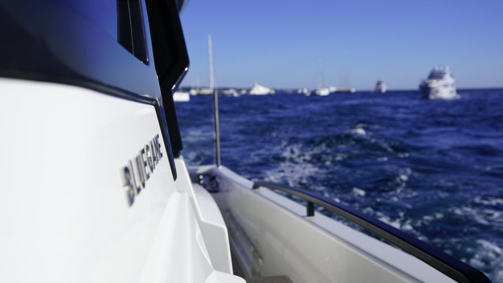 Rental Motorboat in Islas Baleares - Bluegame Yachts Bluegame 62
