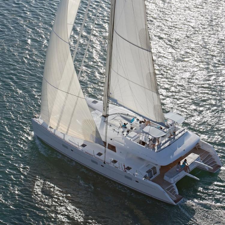 Boat rental Balearic Islands cheap Lagoon 620 - 5 cab.