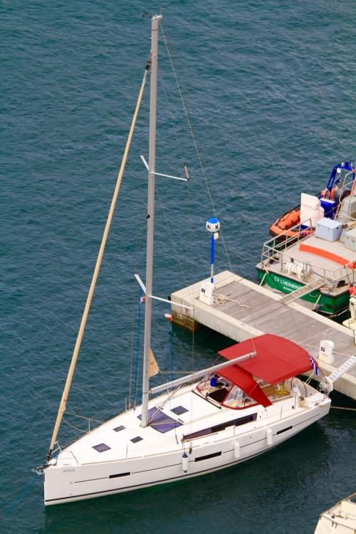 Rental yacht Peloponnese - Dufour Dufour 412 GL on SamBoat