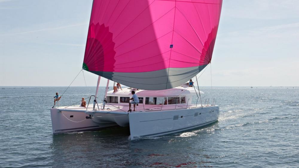 Rental yacht Balearic Islands - Lagoon Lagoon 620 - 5 cab. on SamBoat