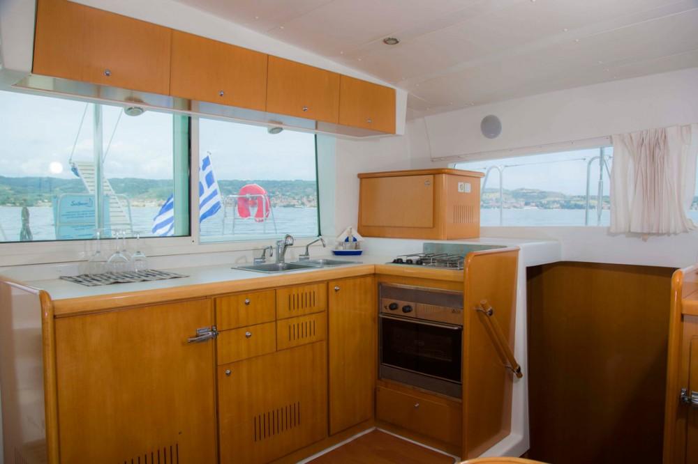 Rental yacht Greece - Lagoon Lagoon 420 - 6 cab. on SamBoat