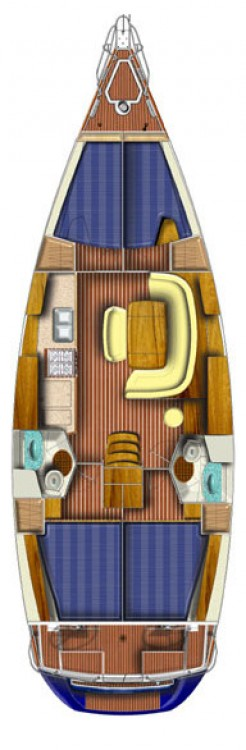 Boat rental Jeanneau Sun Odyssey 45 in Greece on Samboat