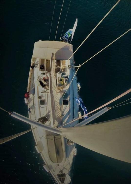 Rental Sailboat in Greece - Jeanneau Sun Odyssey 45