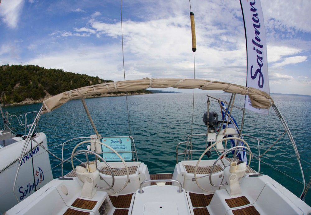 Rental yacht Greece - Jeanneau Sun Odyssey 45 on SamBoat