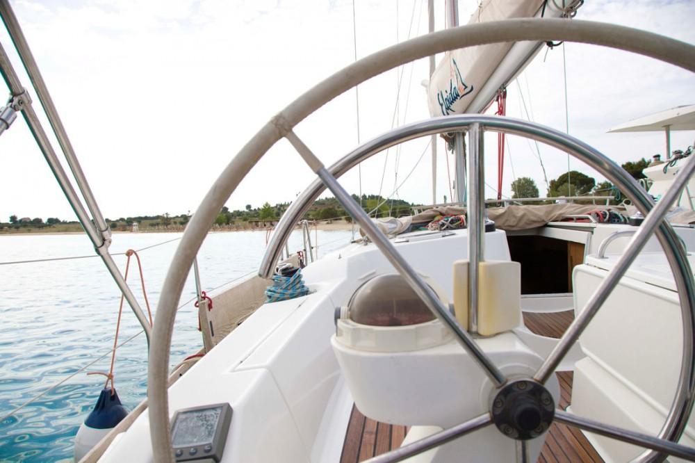 Rent a Jeanneau Sun Odyssey 45 Greece