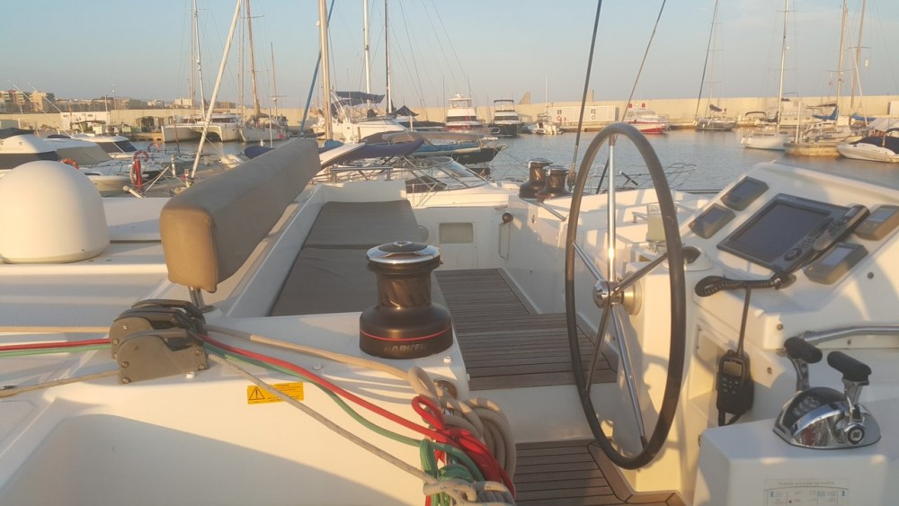 Lagoon Lagoon 450 - 3 + 1 cab. between personal and professional Balearic Islands