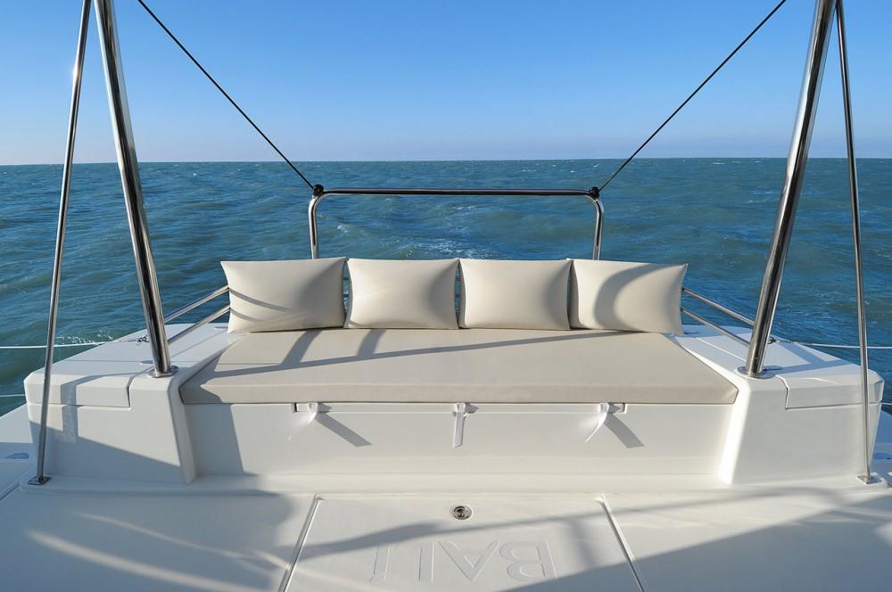Boat rental Balearic Islands cheap Bali 4.1 - 3 cab