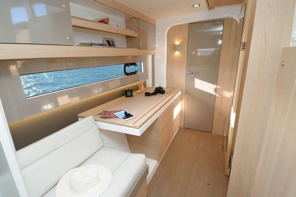 Rental Catamaran in Balearic Islands - Catana Bali 4.1 - 3 cab