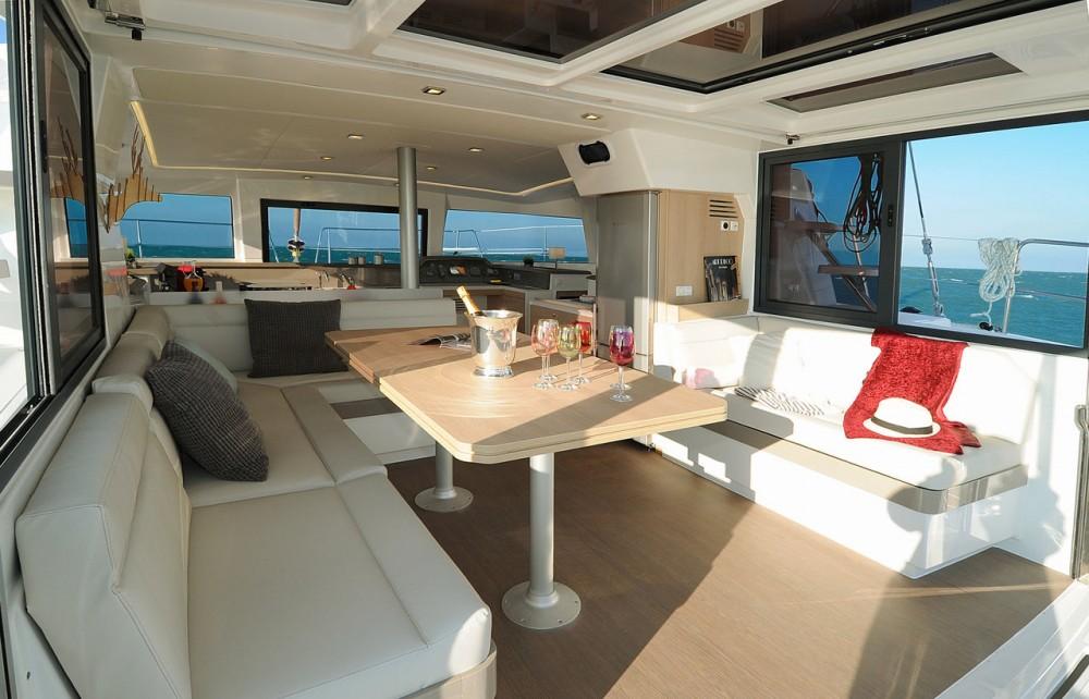 Rental yacht Balearic Islands - Catana Bali 4.1 - 3 cab on SamBoat